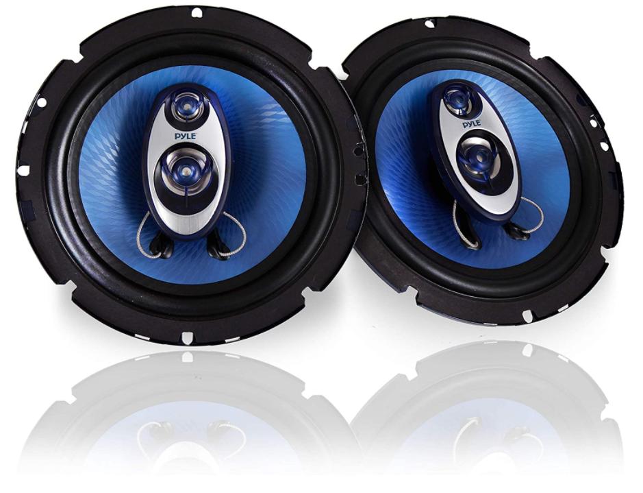 6 1/2 component speakers