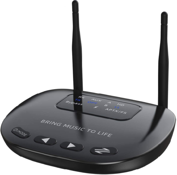 Bluetooth Transmitter for TV | 2020 | Review and Recommendation