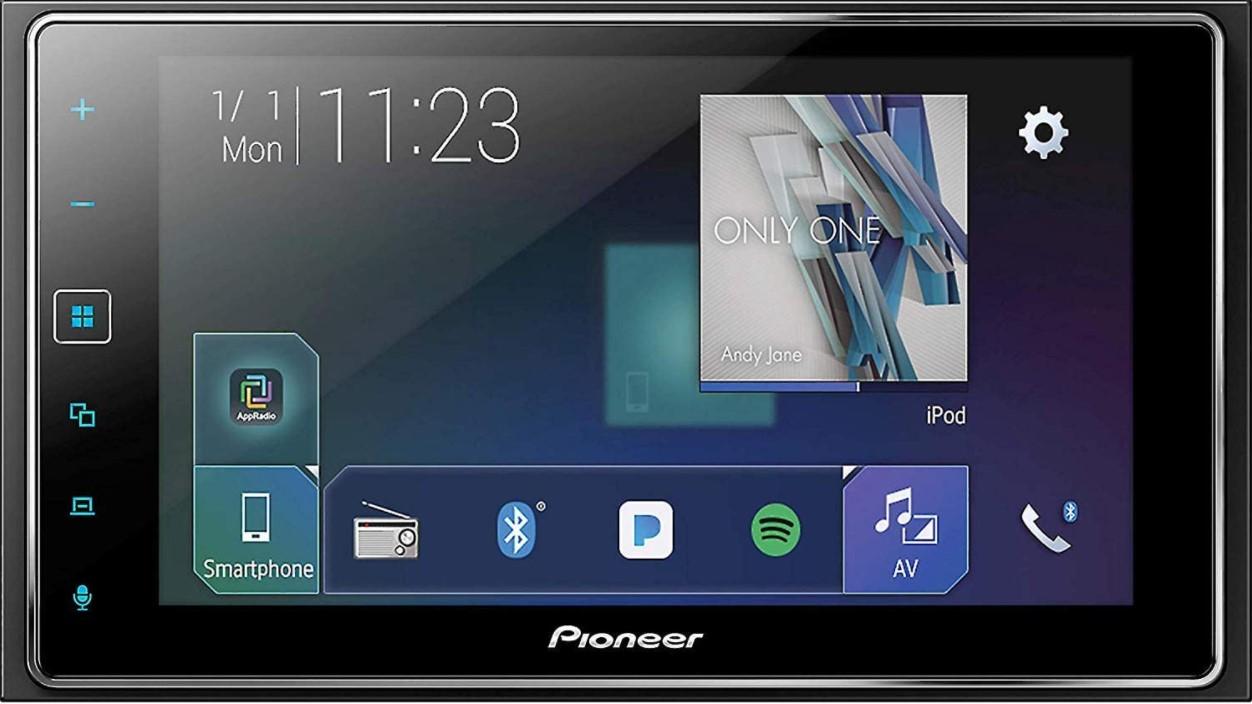 Buy Pioneer MVH-1400NEX 2021