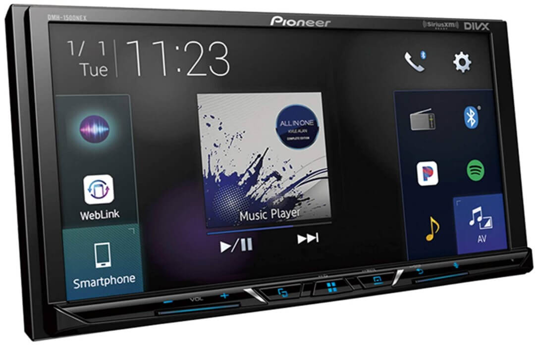 buy Pioneer DMH-1500NEX
