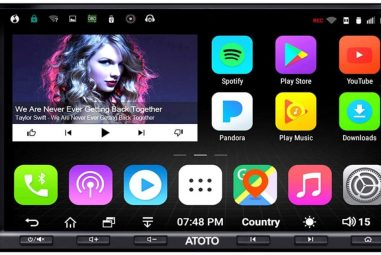 ATOTO A6 | Double Din Android Car Navigation Stereo with Dual Bluetooth